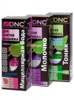 DNC Набор для снятия макияжа: Молочко, Миц.вода, Тоник (3х170 мл).