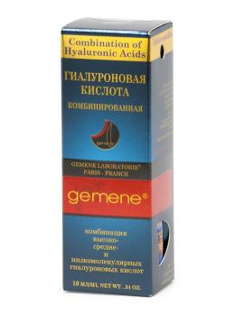 гиалуроновая кислота комбинированная gemene