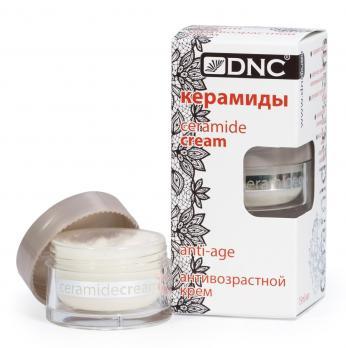 DNC Керамиды, крем Антивозрастной, 15 мл, + Подарок ( Сюрприз )