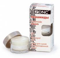 DNC Керамиды, крем для сухой и поврежденной кожи, 15 мл, + Подарок ( Сюрприз )