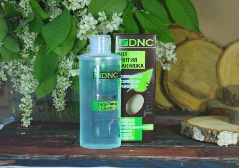 DNC Тоник для снятия макияжа 170 мл.