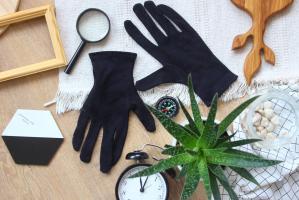 DNC перчатки для косметических процедур.