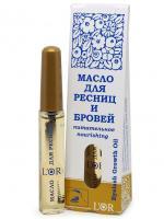 масло +для ресниц lor