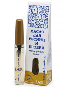 Масло косметическое для ресниц и бровей тонирующее L'Or1