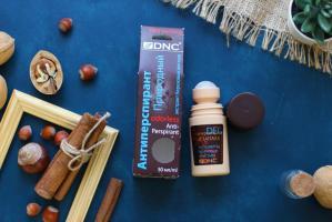 Антиперспирант DNC для чувствительной кожи, без запаха, с экстрактом березовых листьев, 50 мл.