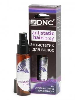 антистатик +для волос dnc