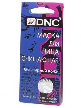 DNC Маска для лица очищающая