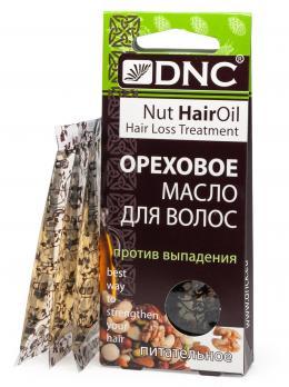 DNC Масло ореховое для волос Питательное