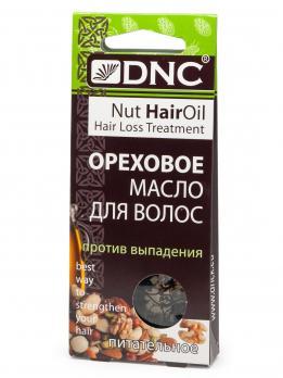 DNC Масло ореховое для волос Питательное против выпадения